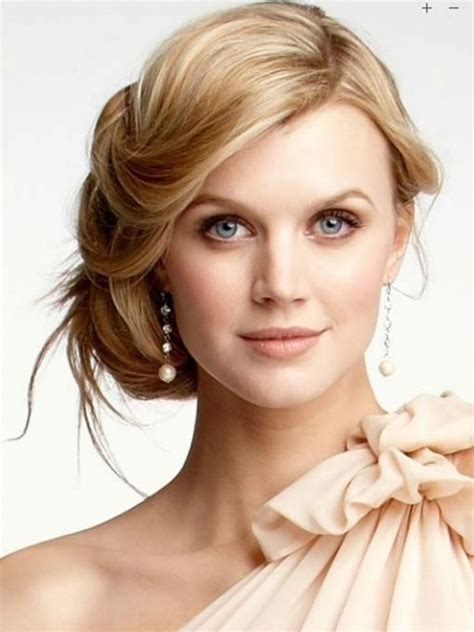 side updo hairstyles for weddings