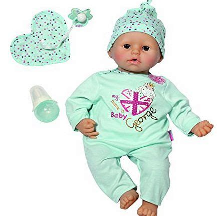 annabell george doll baby annabell george doll review compare prices buy
