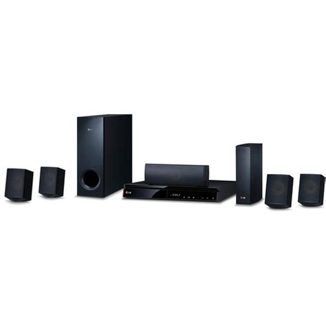 lg bh6830sw 1000w 5 1 channel 3d smart home theater