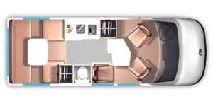 Roadtrek Floor Plans by Roadtrek Rv Roadtrek Reviews Prices And Specs