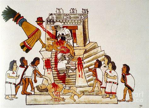 imagenes de festividades mayas aztec human sacrifice was a bloody fascinating mess quartz