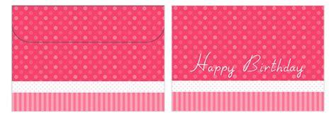 free templates for happy birthday gift cards envelopes printable envelopes