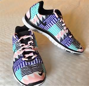 colorful nike running shoes tribal colorful nike running shoes fashion