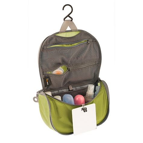 Traveling Light travelling light hanging toiletry bag sea to summit