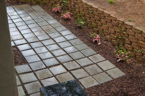 Paver Backyard by Home Depot Patio Pavers Patio Design Ideas