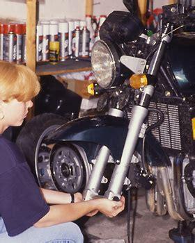 Motorrad Gabel Pumpe by Motorrad Tipps Quot Telegabel Abstimmen Quot Von Winni Scheibe