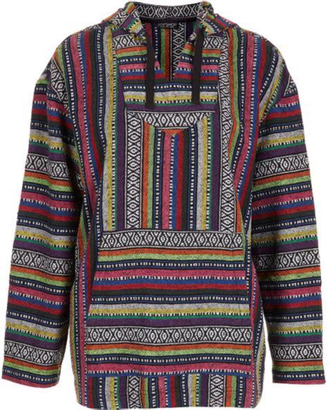 Indian Pattern Hoodies | jacket clothes aztec color pattern indian baja hoodie