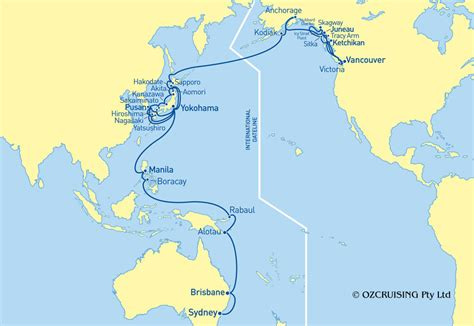 cruises in april 2019 queen elizabeth sydney to vancouver cruise in april 2019