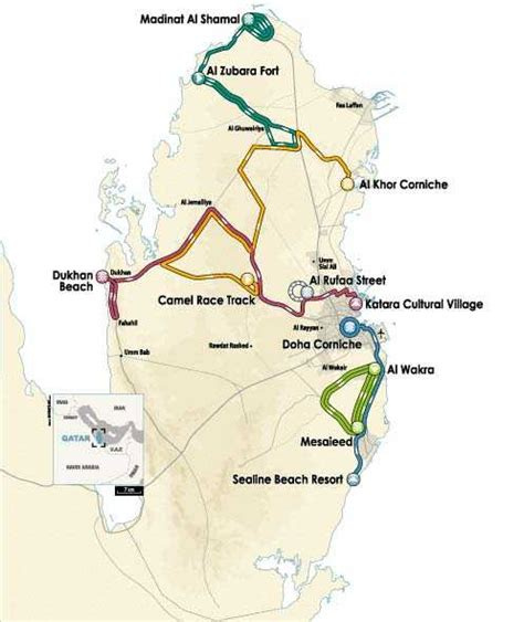 sealine resort doha map parlamento ciclista tour of qatar 2013 2 hc el sal 243 n