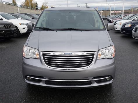 chrysler town and country l 2015 chrysler town and country touring l langley