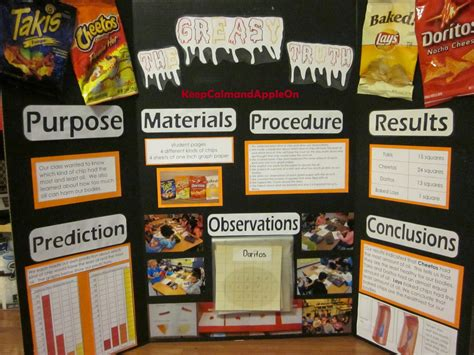 chocolate science project keep calm and apple on the science fair and valentine s day