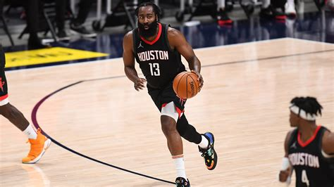 james harden injury rockets star ruled   kings