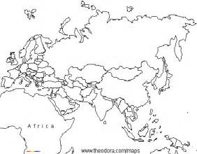 Outline Map Europe And Asia by Resources East Asia In Geographic Perspective