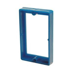 Lowes Blinds Reviews Receptxtenders 1 Gang 1 2 In Electrical Receptacle Box