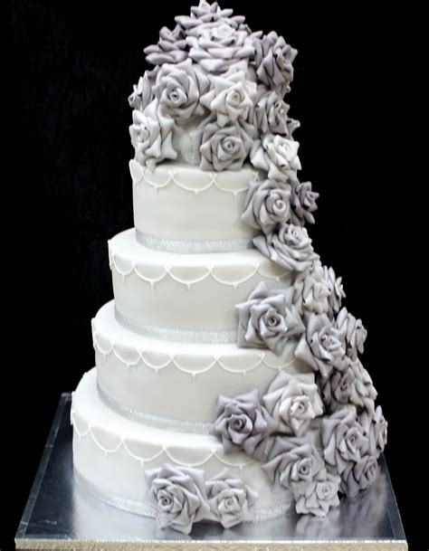 Wedding Cake by Winter Wedding Cakes Inspirations Events