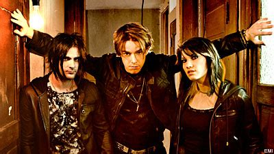 sick puppies lead singer sick puppies use knife play to bond with nickelback