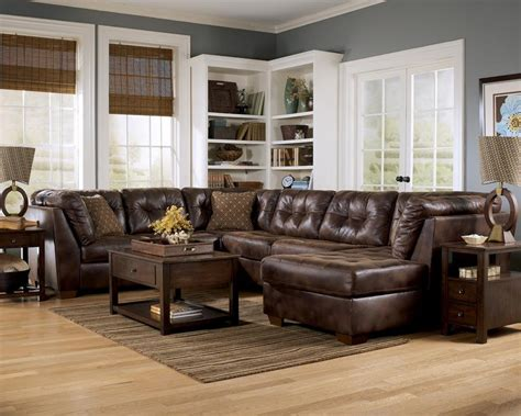 gray sectional sofa ashley furniture 20 top ashley furniture leather sectional sofas sofa ideas