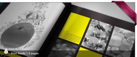Category For Free Templates Free Indesign Portfolio Templates