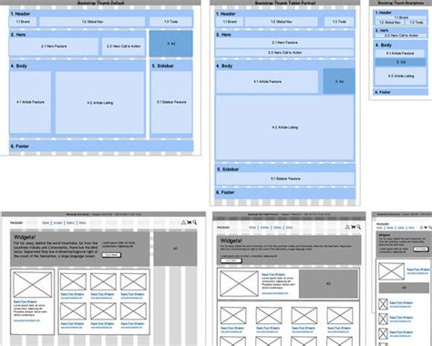 mockup design html 55 great and useful tools for responsive web design