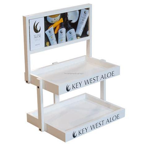 1000 ideas about product display stands on pr 233 sentoir cosm 233 tique en bois de produits de soin pour la peau de vente de plan de travail de