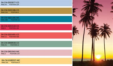 top 10 color trends for spring summer 2015 hot beauty health mood board summer color love inspirations ideas