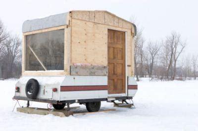 Camp Trailer Floor Plans homemade camper lovetoknow