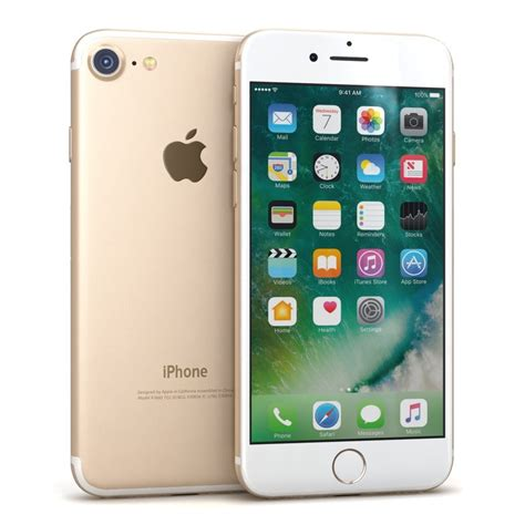 Chasing Iphone 6 Model Iphone 7 Gold 3d apple iphone 7 gold