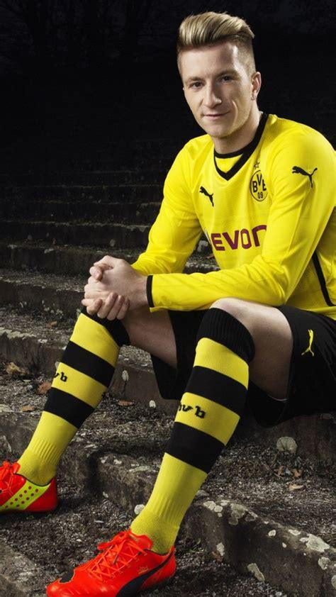 wallpaper marco reus football german soccer player