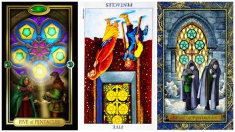 tarot ljubavni pojam tarot karta petica novčića astro tarot centar