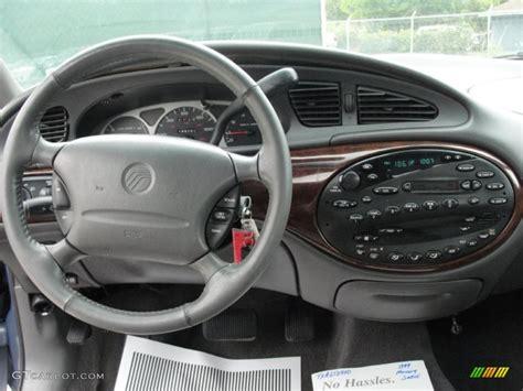 transmission control 1999 mercury sable navigation system 1999 mercury sable ls sedan medium graphite dashboard photo 48053762 gtcarlot com