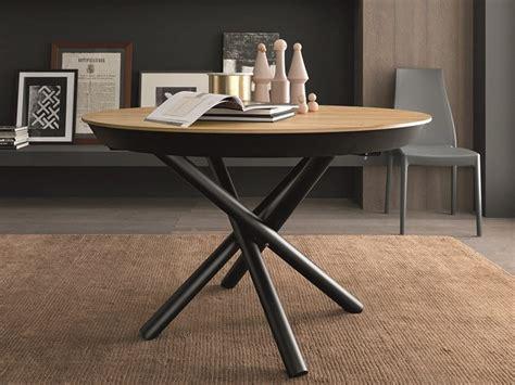 tavolo allungabile rotondo tavolo rotondo allungabile artigianale in offerta