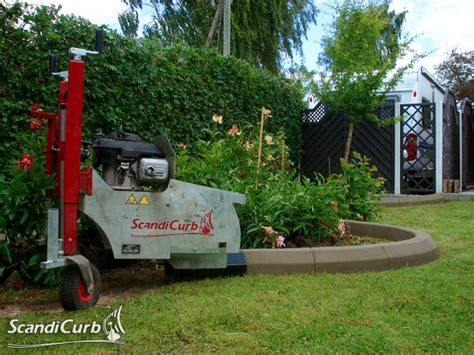 scandicurb best kerbing and landscaping machines