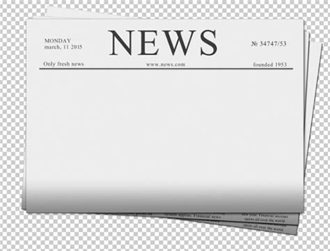blank newspaper template for multi uses by kim cherry tpt blank newspaper template free best business template