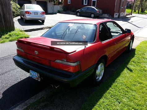 1991 Honda Prelude Si by 1991 Honda Prelude Si Coupe