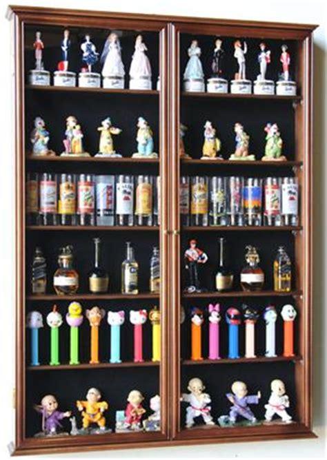 liquor bottle display cabinet glass shooter mini liquor bottle display