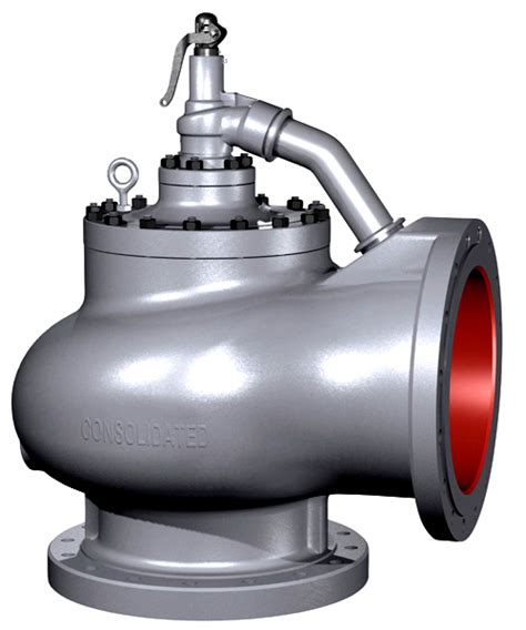 Dresser Consolidated Pressure Relief Valves by Consolidated 13900 Series Pilot Operated Safety Relief