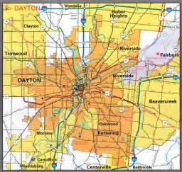 Centerville Ohio Map by Pages 2007 2009 Ohio Transportation Map Archive
