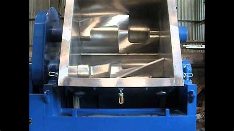 Mixer Sigma sigma mixer design operation