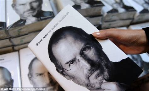 authorised biography meaning steve jobs was disappointed at apple s share price fall