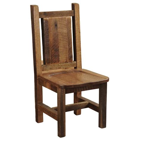 Western Dining Chairs Barnwood Artisan Side Chairs Set Of 2 Western Dining Chairs Free Shipping