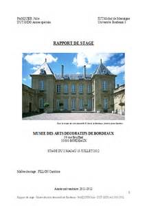 doc couverture rapport de stage word
