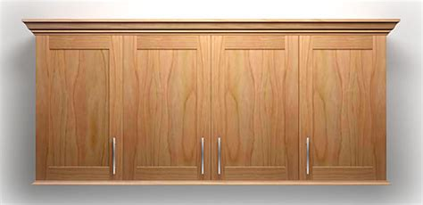 Frameless Cabinet Doors by How To Build Frameless Wall Cabinets