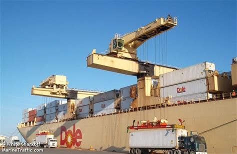 ship particular as columbia vessel details for dole colombia container ship imo