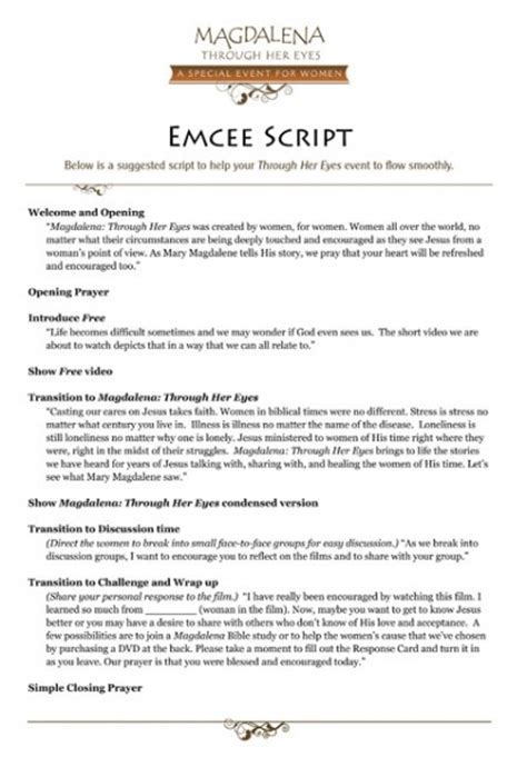 best sle emcee script for christmas party ideas best