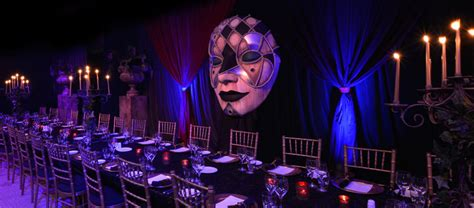 masquerade themed events masquerade theme sydney prop specialists