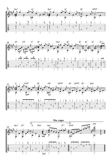 fingerstyle tutorial pdf backupmoney blog