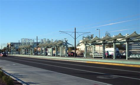 phoenix light rail park and ride 19th avenue camelback station wikipedia