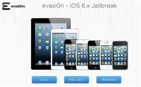 Jailbreak Mini ios 6 jailbreak arrives url detection bug crashes most os x apps
