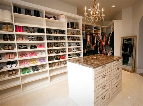 Luxury Designer Closets