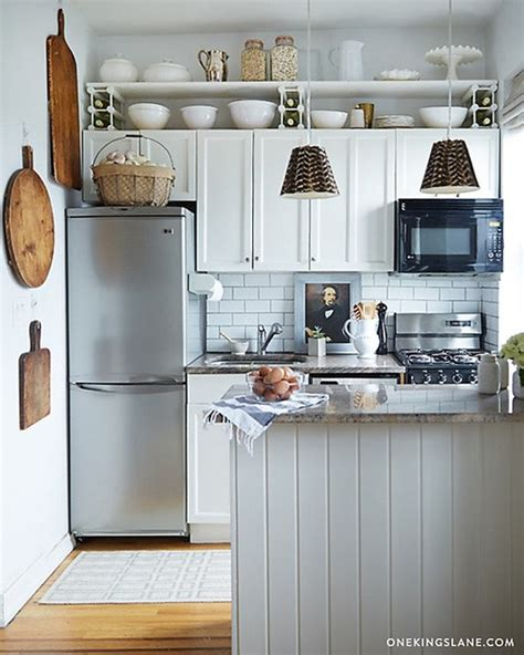 What To Do With Space Above Kitchen Cabinets 7 Things To Do With That Awkward Space Above The Cabinets Apartment Therapy